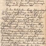 Protokoll der Gründungsversammlung